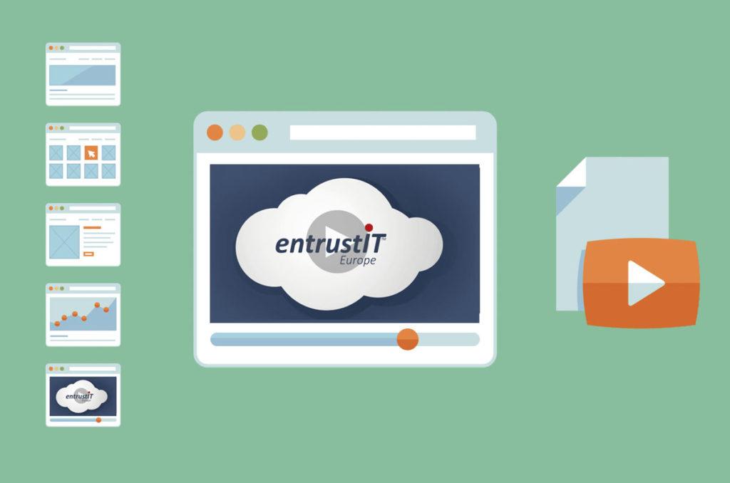 entrustIT video integration