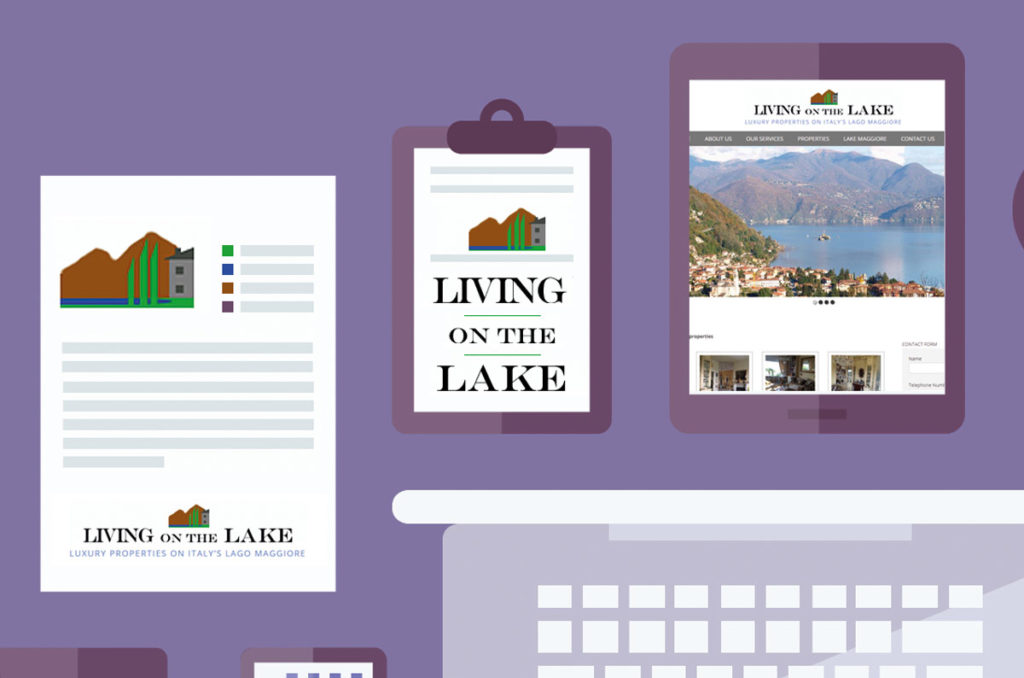 Living on the Lake design
