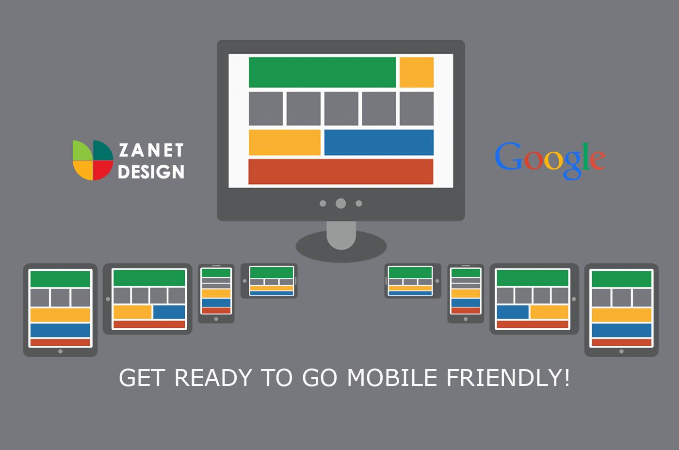Mobile Friendly web sites