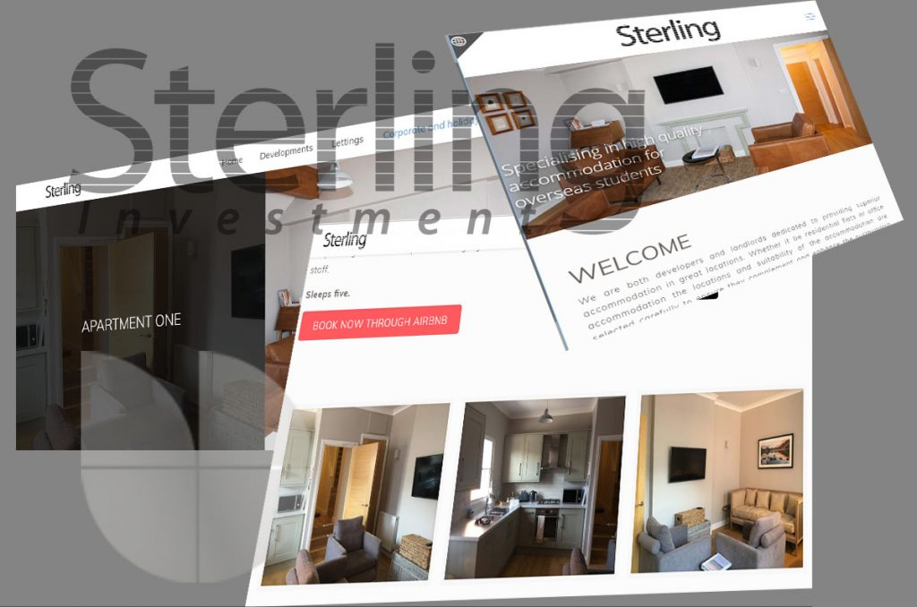 sterling investments bournemouth accommodation site