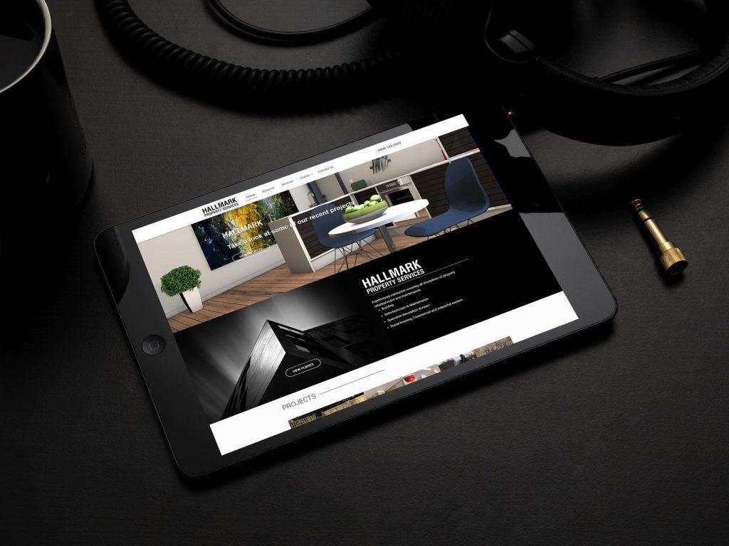 black color in web design