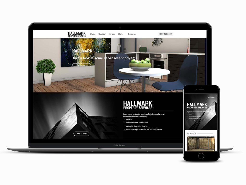 Hallmark Mobile Web Site