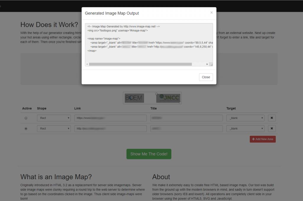 Imagemap Alternative for Dreamweaver users