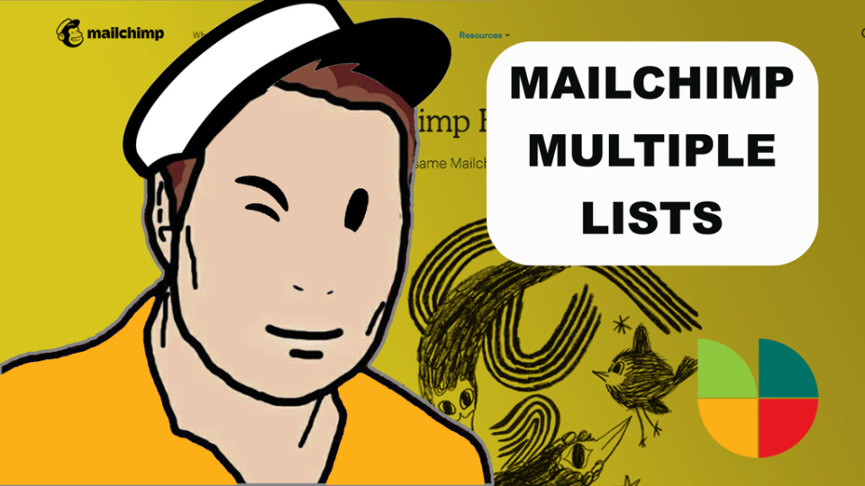 How to create a list in mailchimp