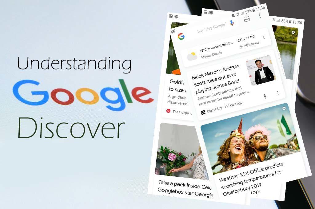 Understanding Google Discover was Google Feed