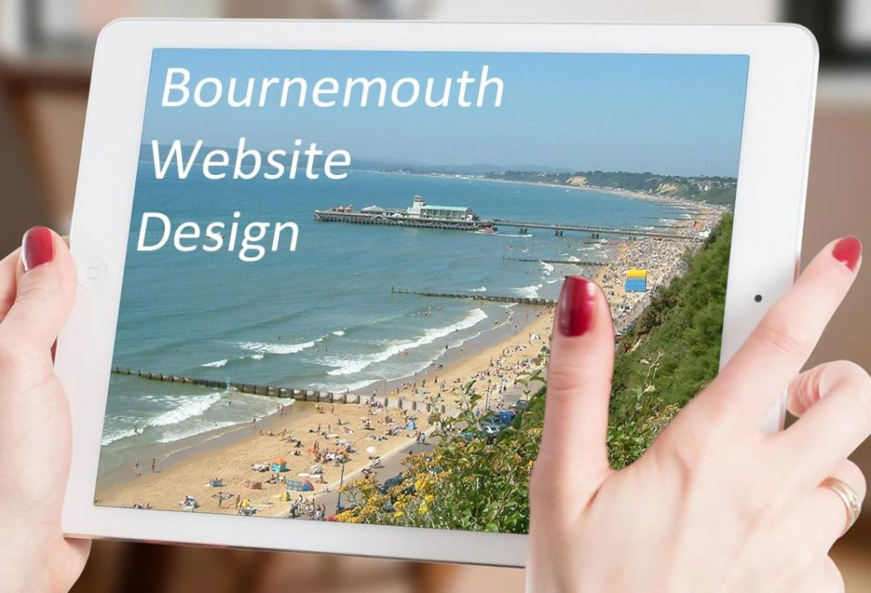 Bournemouth web site design