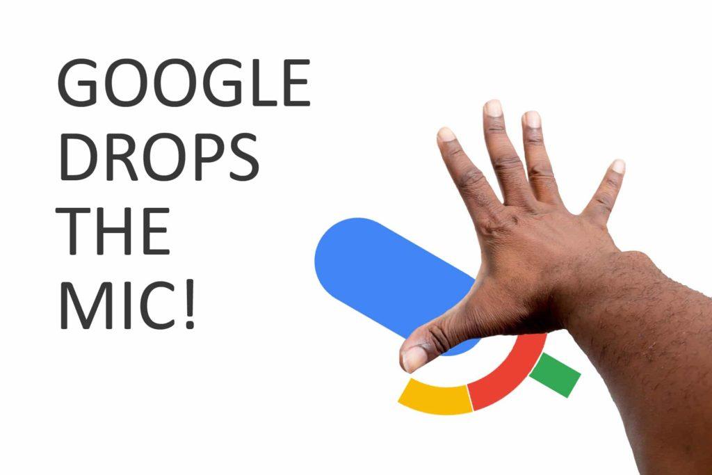 Google Assistant replaces Google Voice Search