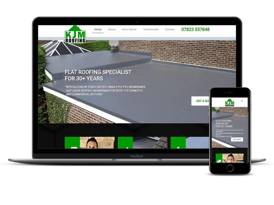 Southbourne business KJM Roofing