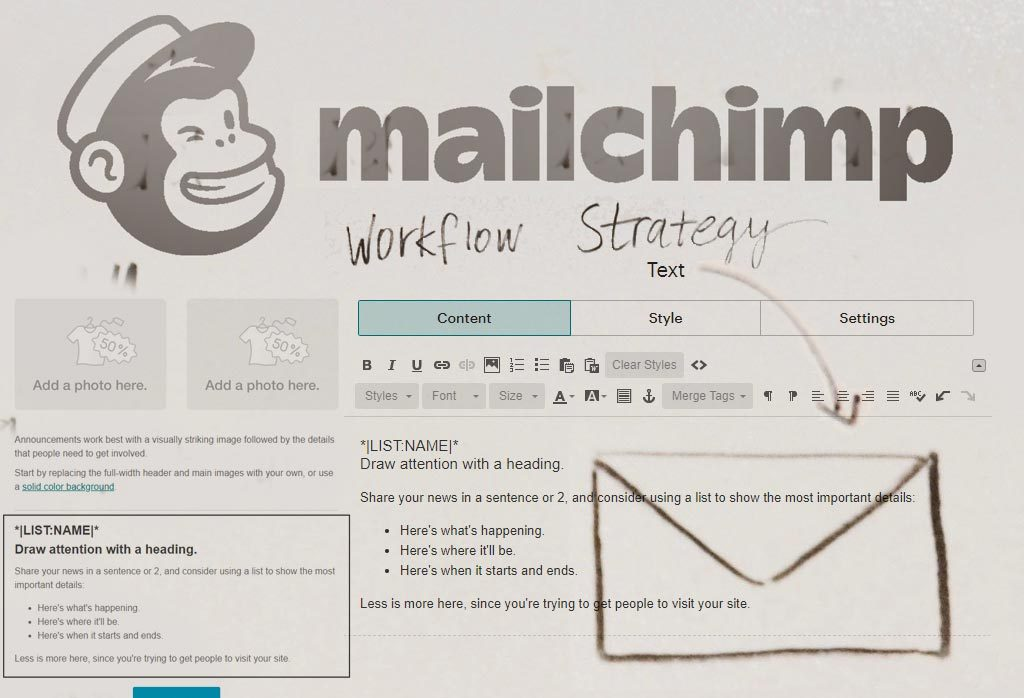 Mailchimp marketing ideas and campaign management strategy