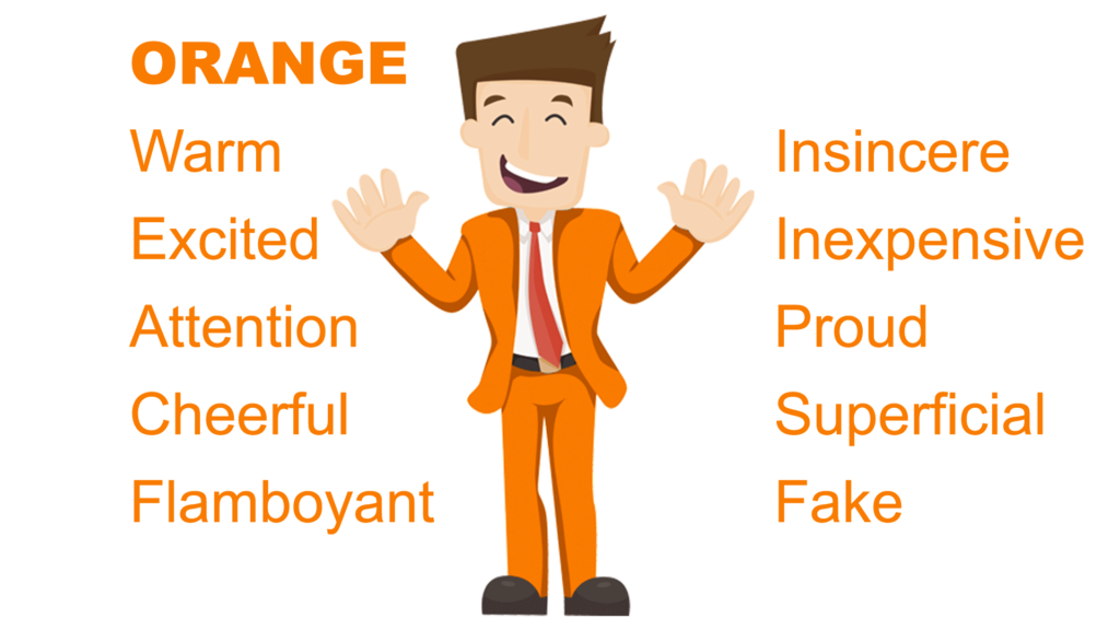 The Color Orange Meaning