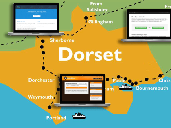 Dorset image map example