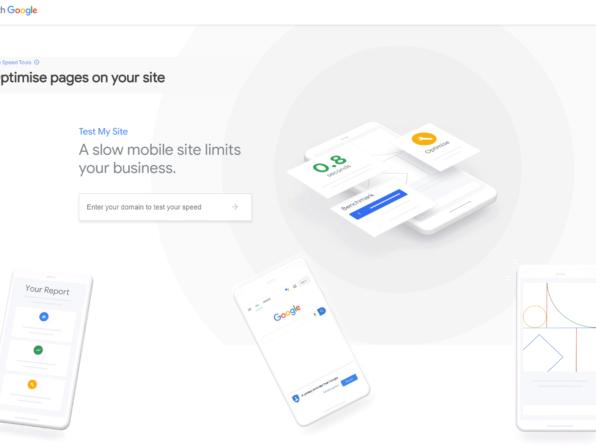 Googlebot test my site tool