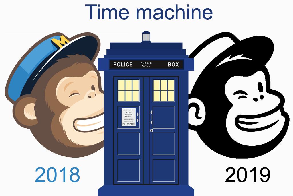 New Mailchimp logo design
