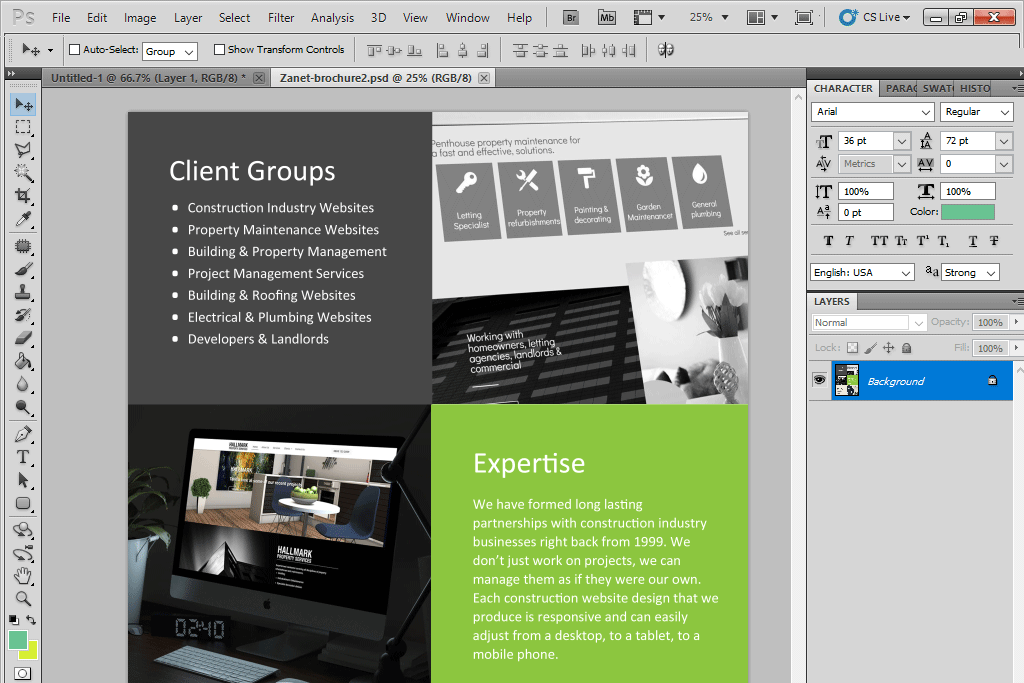 multipage pdf in photoshop cs5