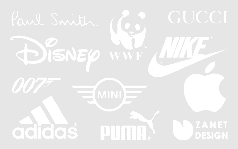 The Meaning Of Color White in Logo Design