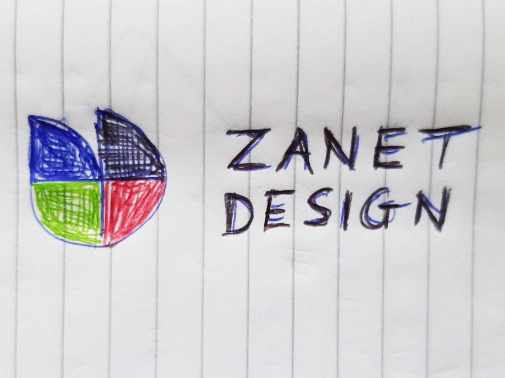 Can You Sketch Your Logo