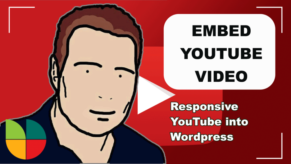 How can i make the YouTube embed code responsoive