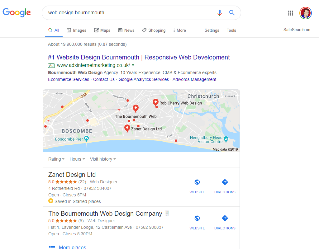 How Google My Business listings go wrong