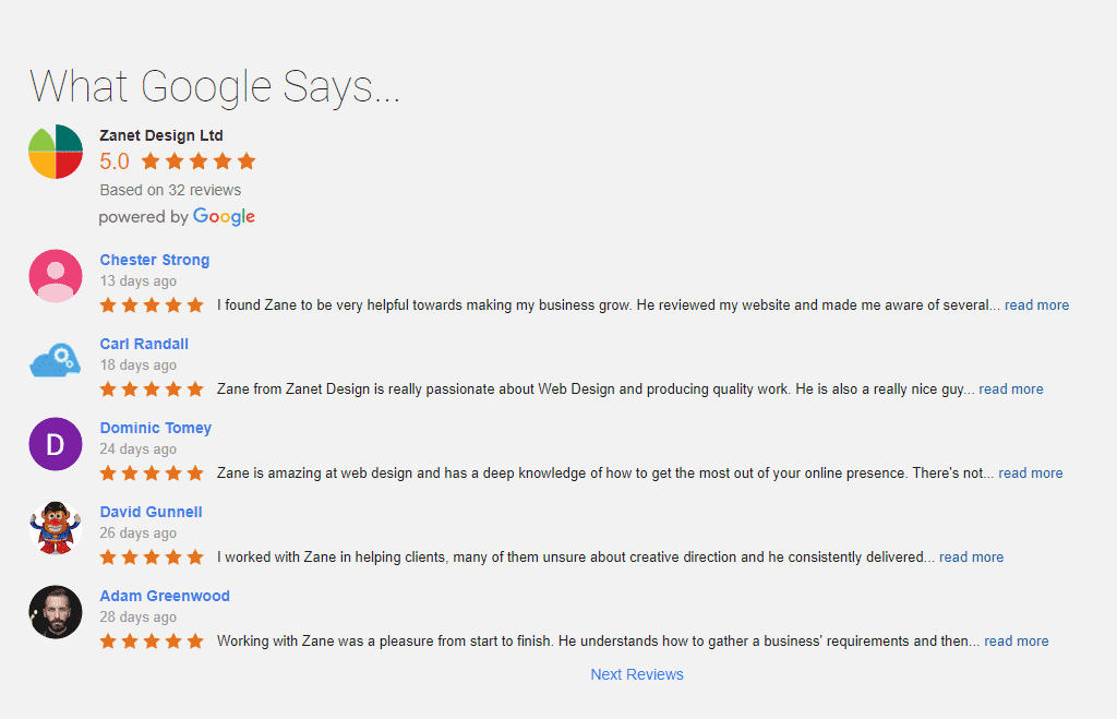 Business Owners need Google My Business reviews for increased authority