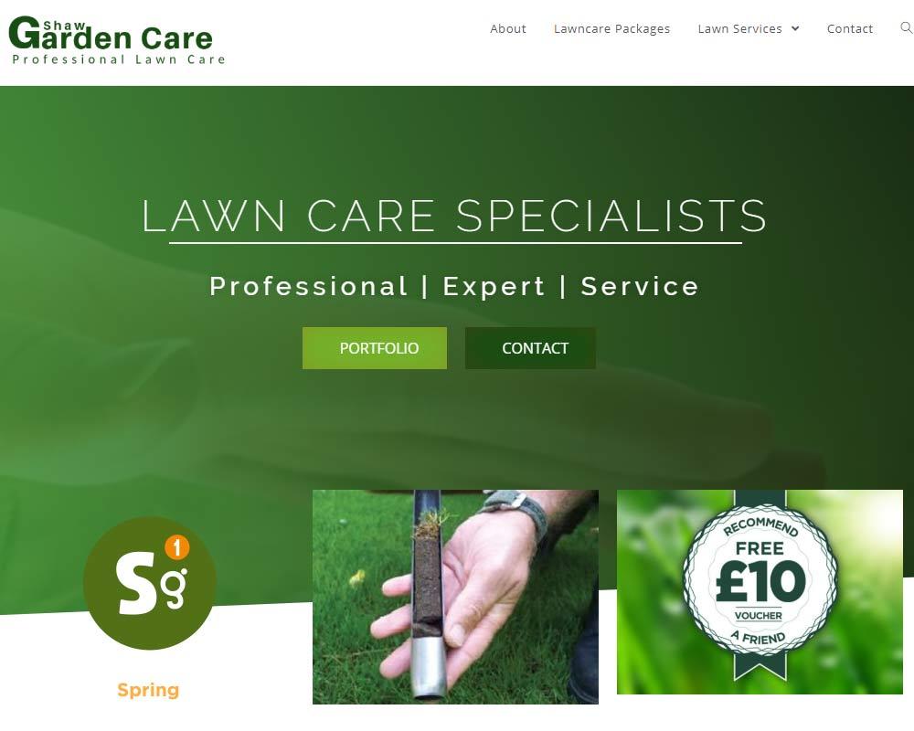 Shaw Garden Care