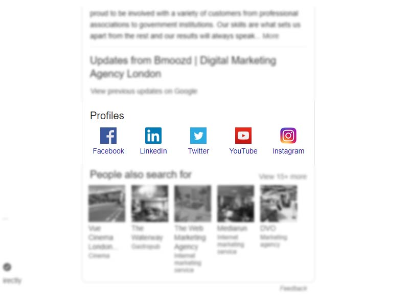 How to Add Social Profiles to Google My Business Knowledge Panel