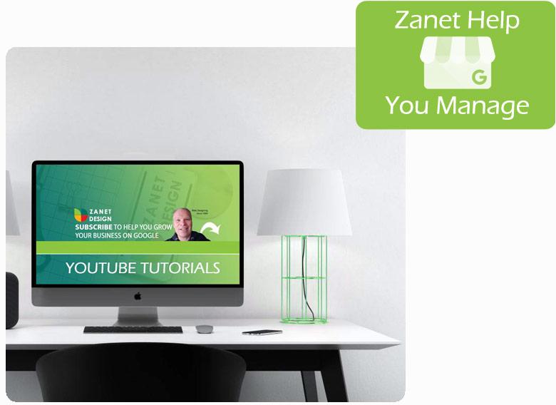 Zanet Help You Manage Google My Business