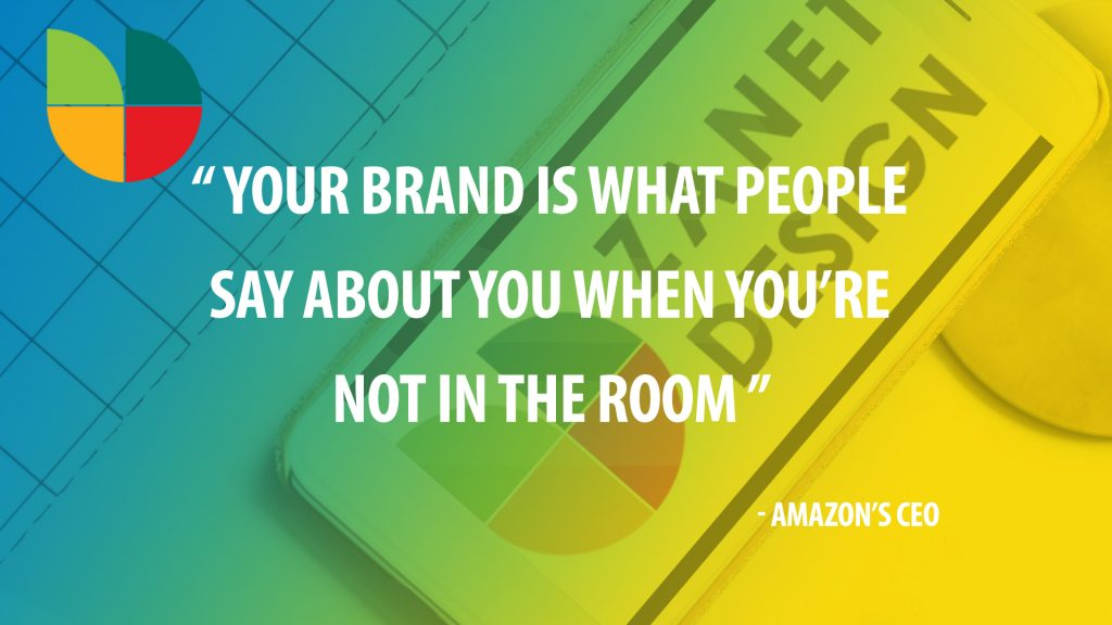 brand is what people say about you