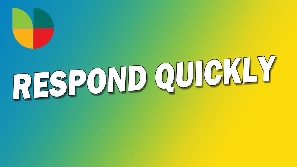 Responding Quickly Helps Optimize Google My Business