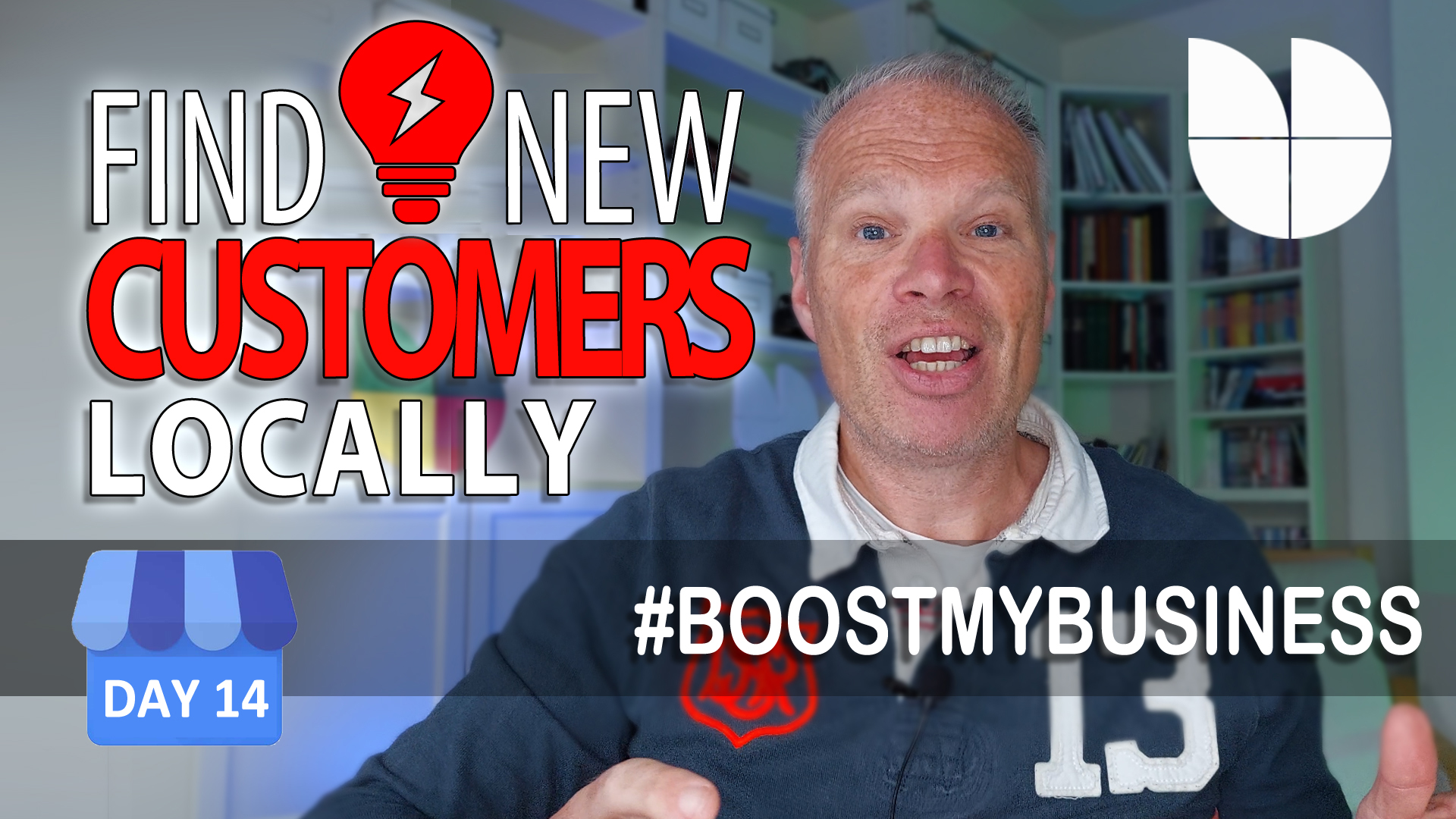 Find new customers