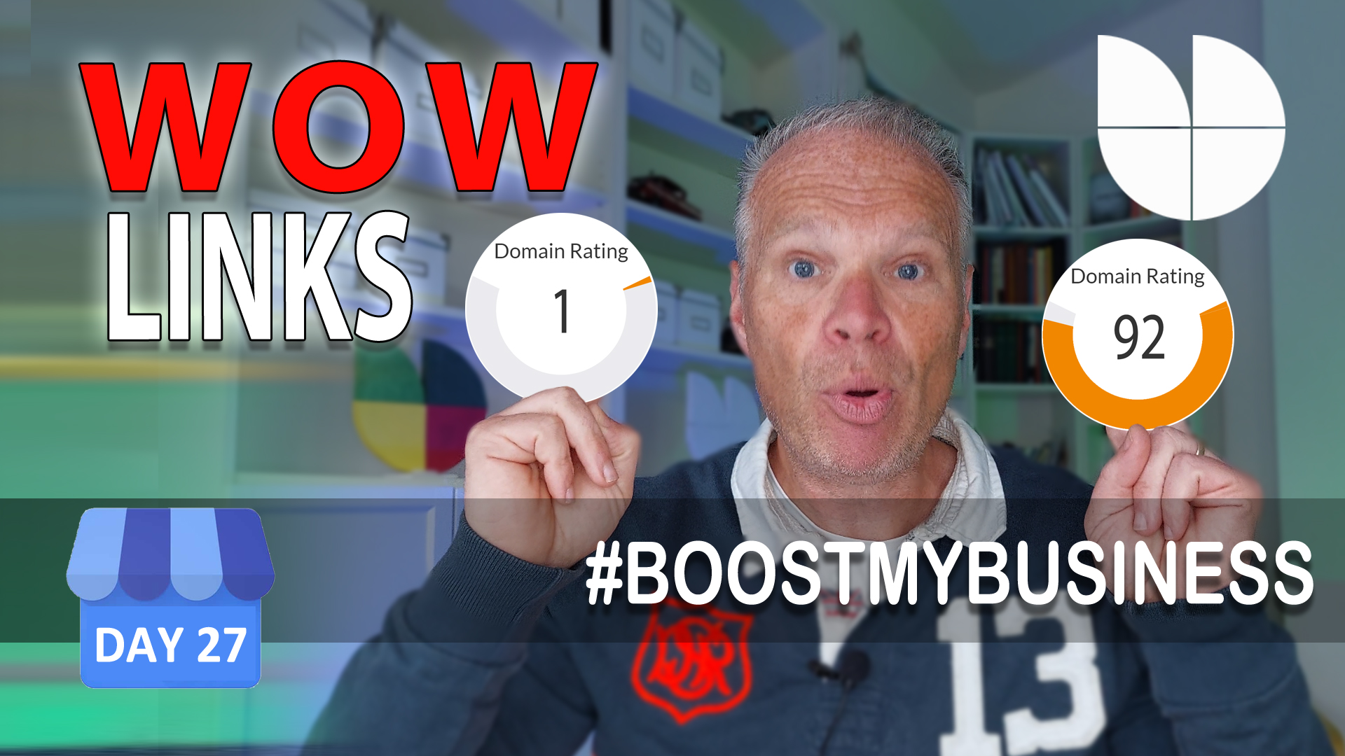 Google My Business backlinks