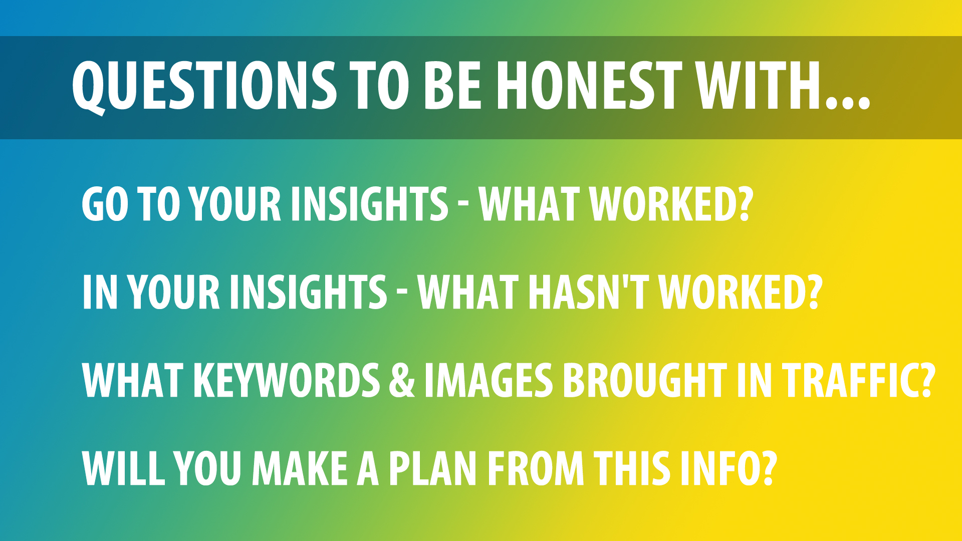 insights questions