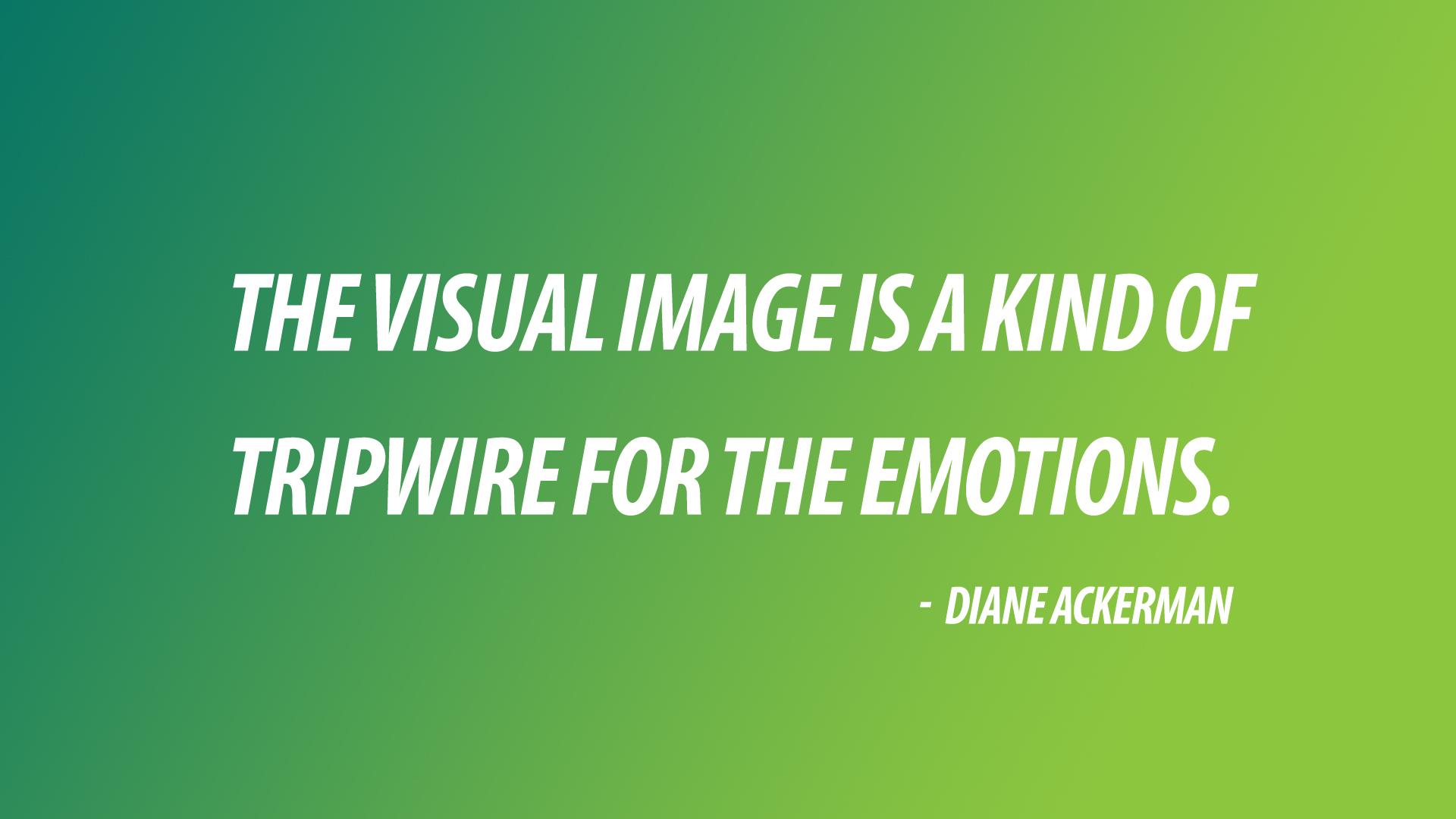 Images tripwire emotions