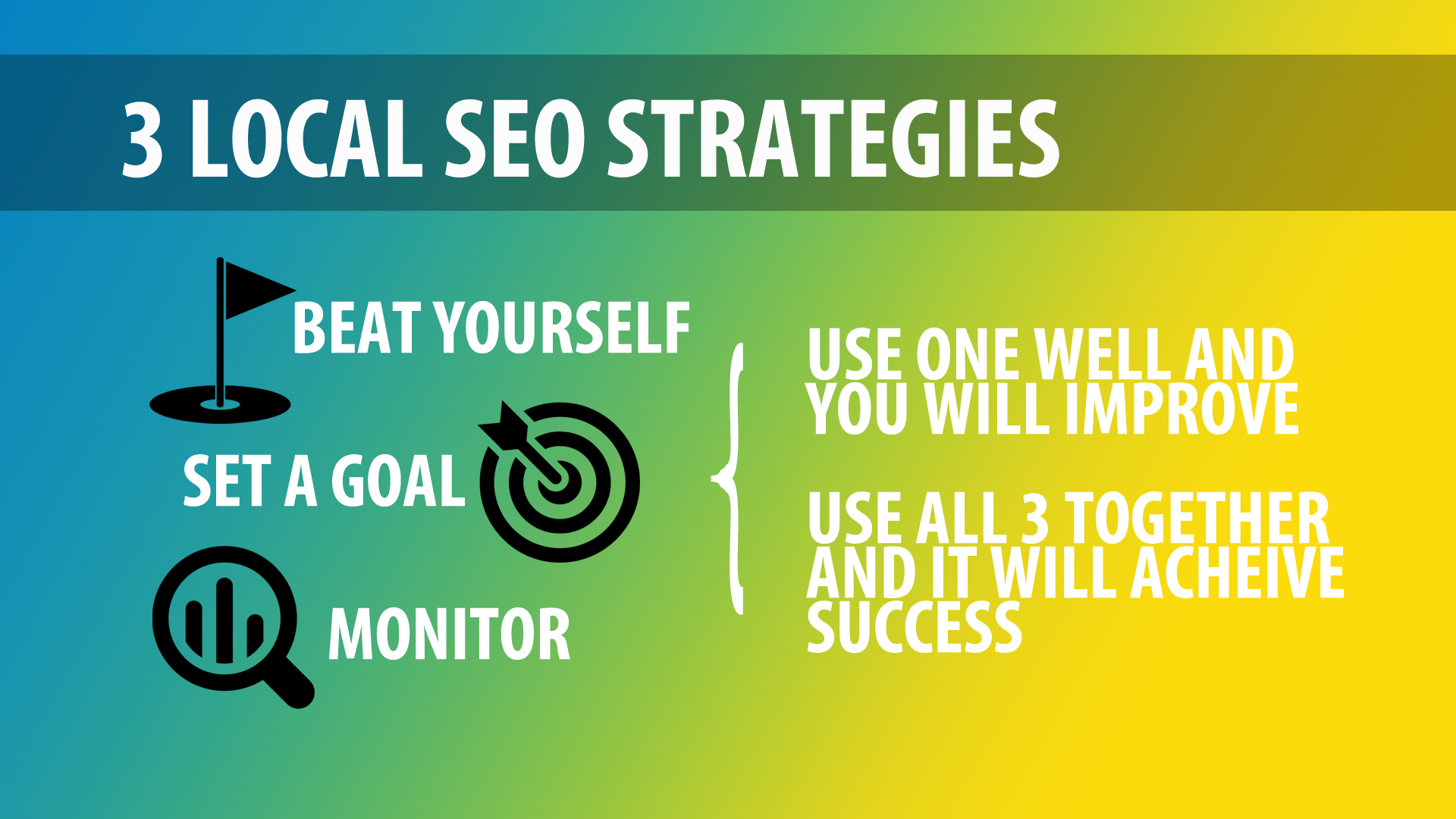 strategy for local SEO