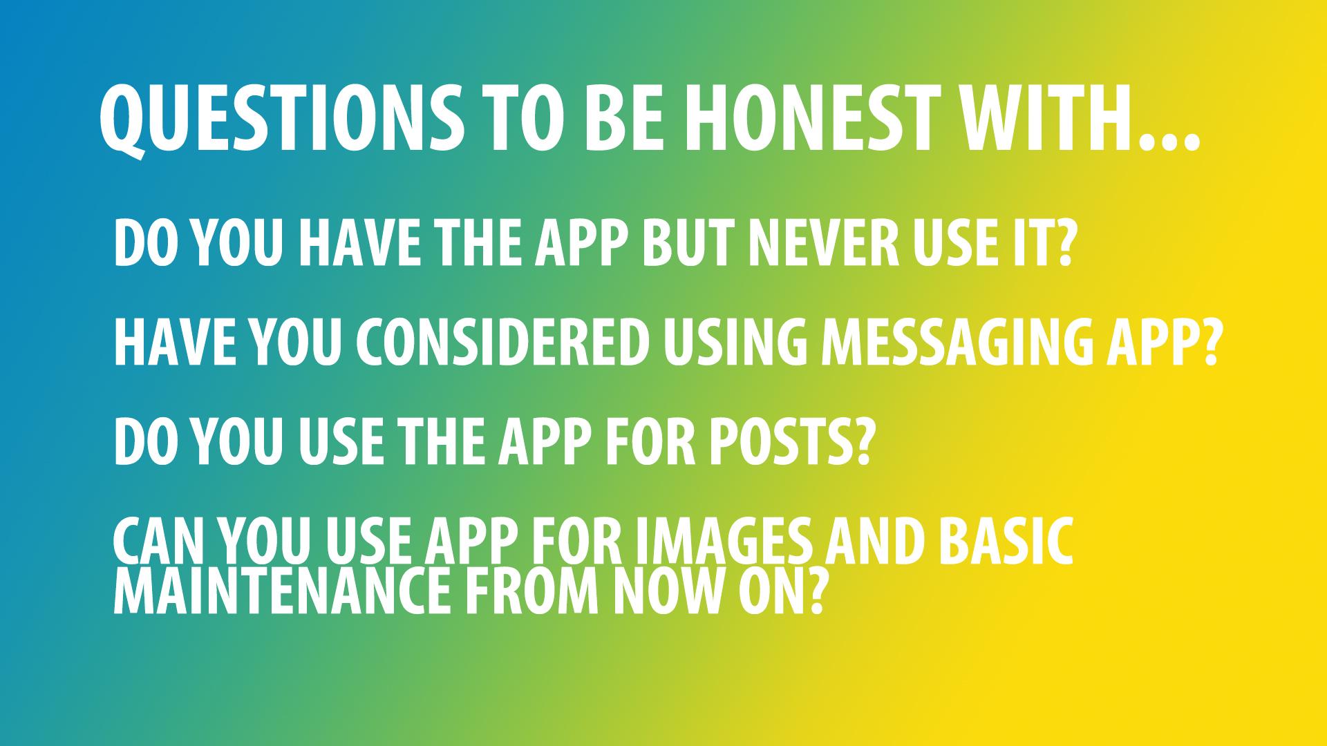 messaging app on Google plan